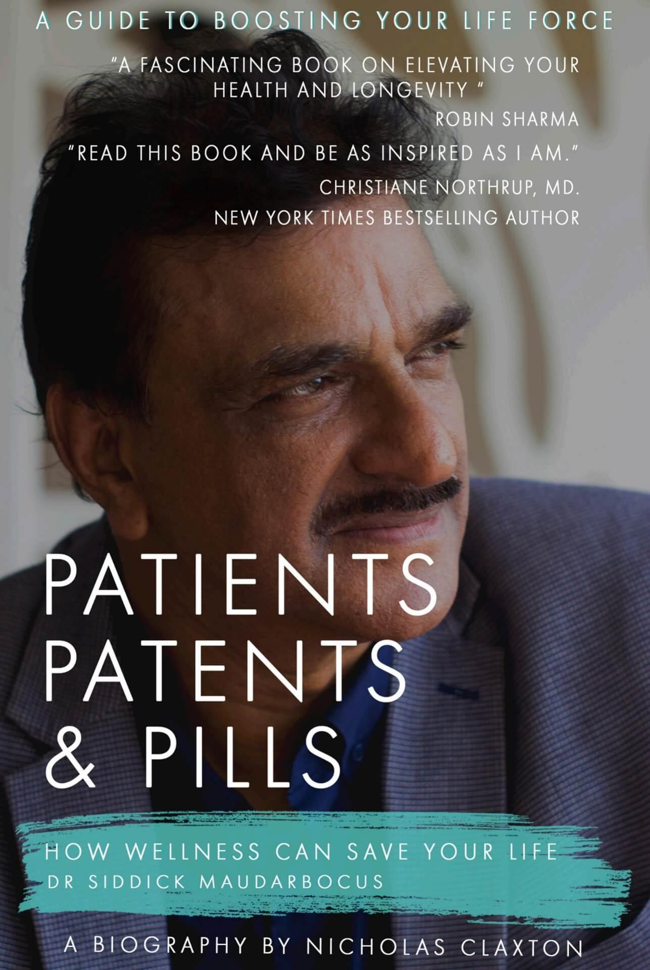 Dr Siddick Maudarbocus Book Cover