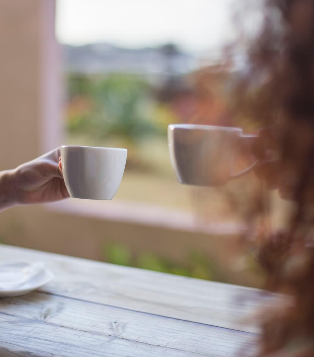 Coffee mug Les Mariannes